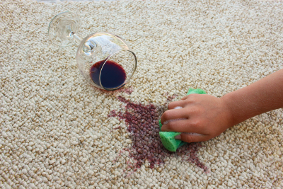 Mt Morris MI Carpet Cleaners - Atlas Cleaning Service, Inc - stain1