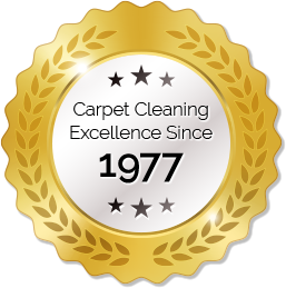 Carpet Cleaning Excellence Since 1977